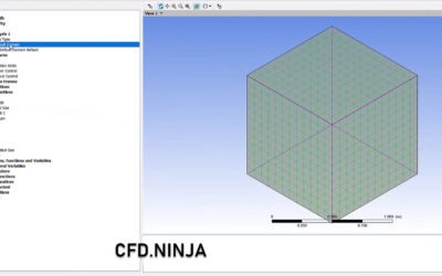 Ansys CFX – How to add new material?