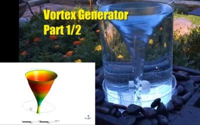 Ansys CFX – Vortex Generator 3D