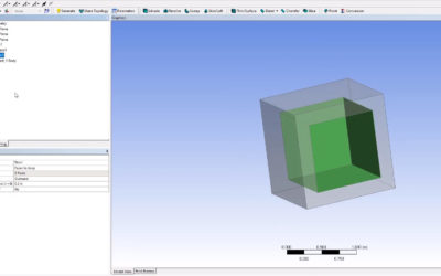 Ansys DesignModeler – Thin/Surface