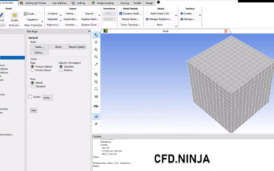 Ansys Fluent – How to add new material?