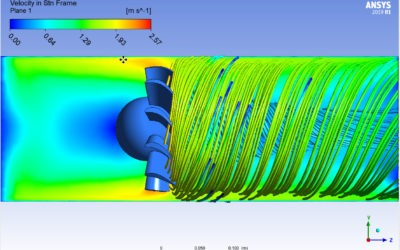 Ansys Fluent – Axial Fan