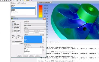 Ansys Fluent – Centrifugal Pump (Cavitation)