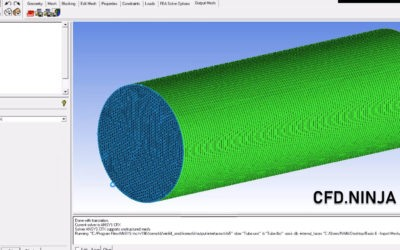 Ansys ICEM CFD – Export / Import Mesh to CFX & Fluent