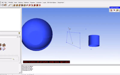 Ansys ICEM CFD – Creating Surfaces