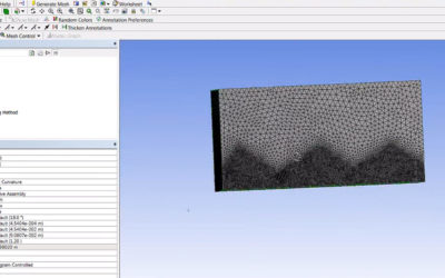 Ansys Meshing – Body of Influence