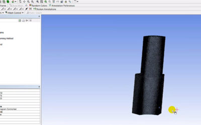 Ansys Meshing – Mapped & Match Control