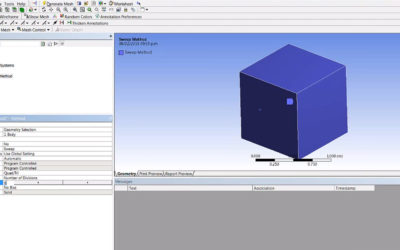 Ansys Meshing – Method