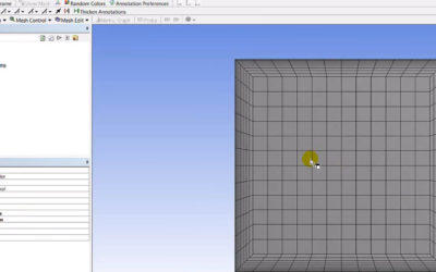 Ansys Meshing – Multizone + Inflation