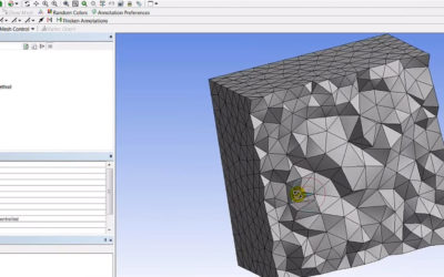 Ansys Meshing – Section Plane