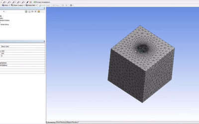 Ansys Meshing – Local Sizing