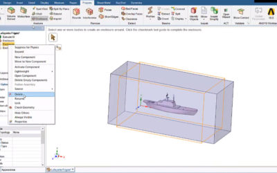 Ansys SpaceClaim – Enclosure