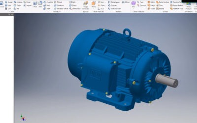 Ansys SpaceClaim – Import to Autodesk Inventor to SpaceClaim