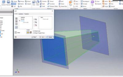 Autodesk Inventor – Loft