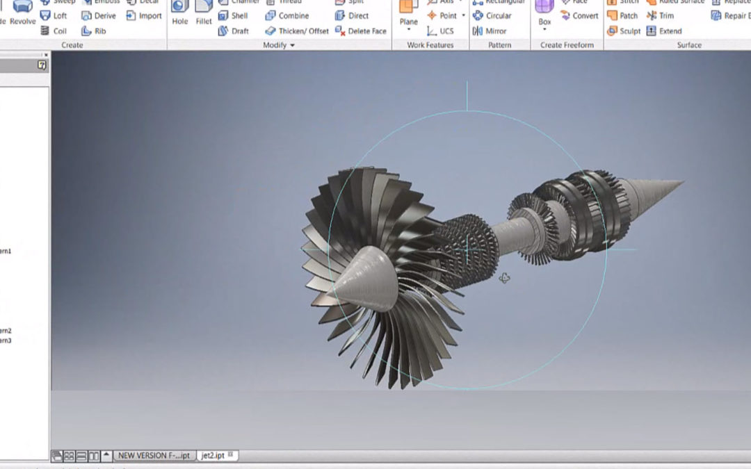 Import from Autodesk Inventor to Ansys DesignModeler
