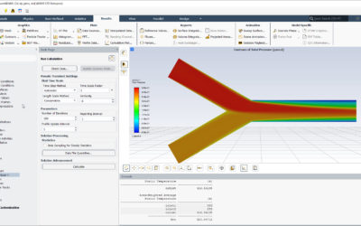 Ansys Fluent | How to calculate the values of the results of a simulation?