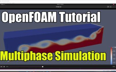 OpenFOAM Tutorial | Multiphase Simulation